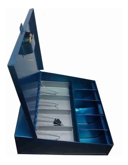 Caja Para Dinero De Metal Ideal Para Tu Negocio E40