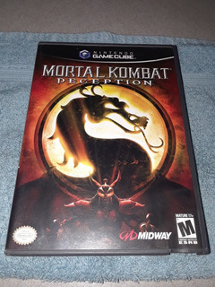 Mortal Kombat Deception / Nintendo Gamecube