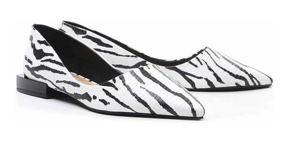 Sapatilha Zebra