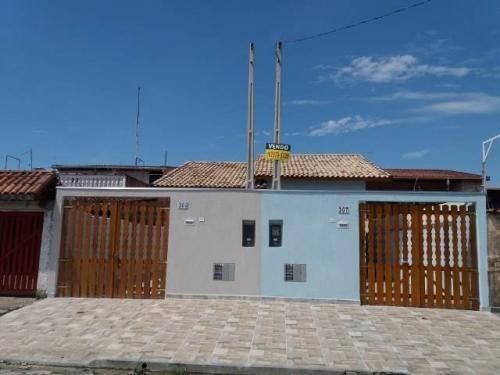 Imagem 1 de 14 de Casa No Litoral Em Itanhaém Com 2 Dormitórios! - 7338 Lc