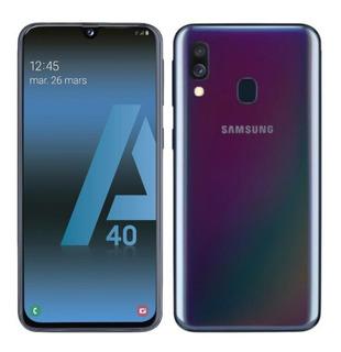 Samsung A40 64gb Memoria Y 4gb Ram Somos Tienda Fisica