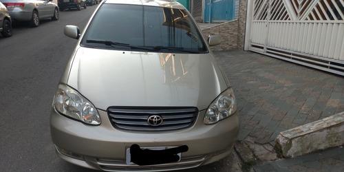 Imagem 1 de 9 de Toyota Corolla 2004 1.8 16v Xei 4p