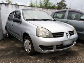 Renault Clio 1.0 Authentique 16v Hi-flex 4p Manual