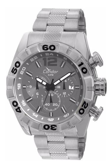 Relógio Condor Masculino Cronógrafo Covd33ab/3c Oferta