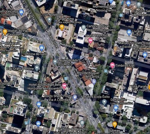 Casa Comercial Para Comprar No Barro Preto Em Belo Horizonte/mg - 4106