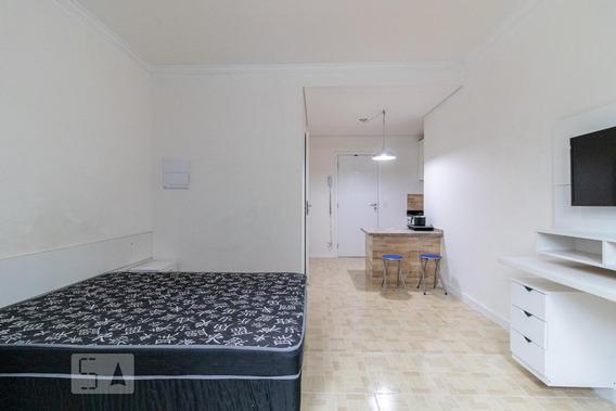 Apartamento Para Aluguel - Jardim Iracema, 1 Quarto, 26 - 893106872