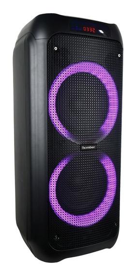 Caixa De Som Bomber Party 1200 Com Bluetooth Full