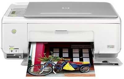 Impressora - Hp Photosmart C3180 All In One - Com Defeito