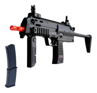 Rifle Airsoft H&k Mp7 A1 - 6mm + Magazine Extra Midcap - Cqb