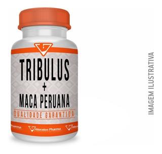 Tribulus Terrestris + Maca Peruana 650mg 120 Cápsulas