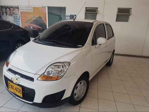 Chevrolet Spark Life Mt  2018  seminuevo