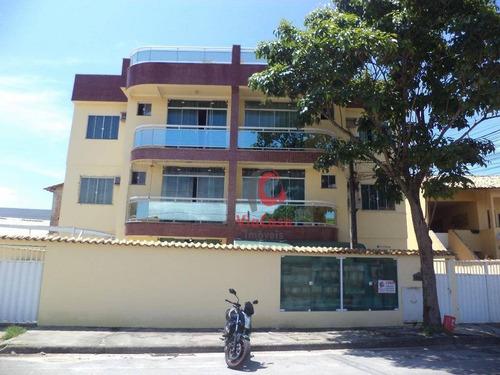 Apartamento De 2 Quartos, Atlântica - Ap0359