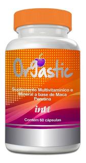 Suplemento Vitaminico - Orgastic Capsulas Saúde E Bem Estar