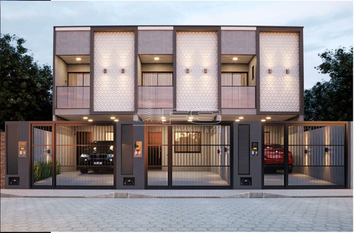 Imagem 1 de 9 de Safira Residencial Sobrado 2 Suites Em Itapema - 4246