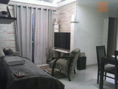 Apartamento 3 Dormitórios À Venda, Parque Císper, São Paulo. - Ap0242
