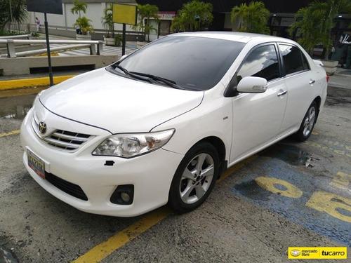 Imagen 1 de 9 de Toyota  Corolla Gli-automático