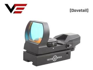 Mira Red Dot 1x23 Trilho 11mm - Vector Optics Usado