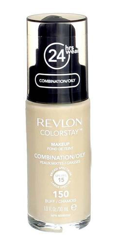 Revlon Colorstay Maquillaje Para Piel Mixta/grasa, Buff [150