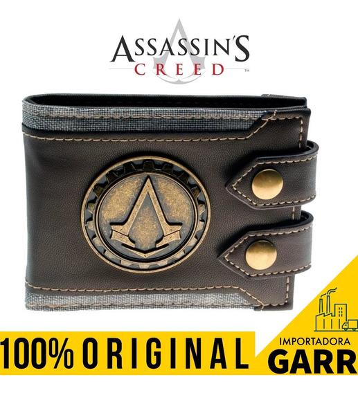 Billetera De Hombre Assassin