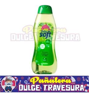Shampoo Baby Soft X800 Ml Cabello Claro - L a $24