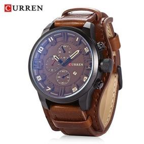 Modelos De Relógios Disponíveis Curren Ou Naviforce