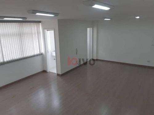 Imagem 1 de 7 de Conjunto Para Alugar, 38 M² Por R$ 2.500,00/mês - Paraíso - São Paulo/sp - Cj0301