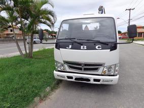 Caminhão Jbc Sy1040 Dva Effa (com Munk).