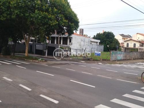 Terreno Comercial De Esquina No Jardim Proença Campinas - Sp - Te00228 - 69105741