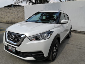 Nissan Kicks 1.6 Sense Mt 2018 Credito + Garantia Agencia!!