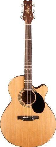 Imagen 1 de 2 de Por Jasmine Takamine Guitarra Acústica S34c Nex