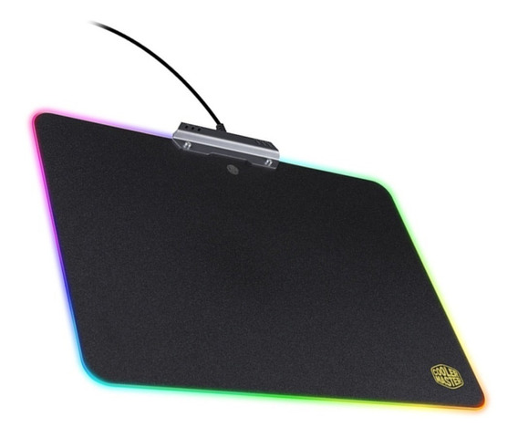 Mouse Pad Gamer Cooler Master Rgb Hard Gaming Mp720 Envio
