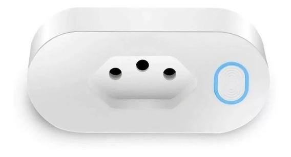 Tomada Inteligente Wifi Smart Home 10a Alexa Nova Digital