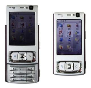 Lote 5 Nokia N95 E Diversos Tablets, Defeitos Variados