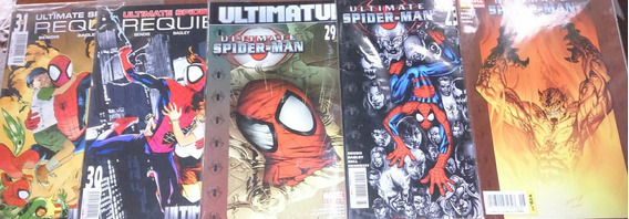 Ultimate Spiderman Numeros Sueltos Televisa # 23,30