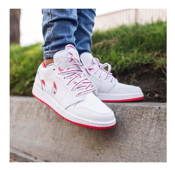 Tenis Nike Jordan 1 Low Topaz Mist Dama Caballero Originales
