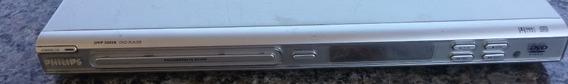 Dvd Player Philips Dvp3005k 110/220v Com Controle Remoto