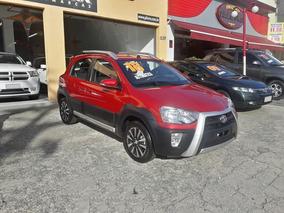 Toyota Etios 1.5 Cross Flex 16v 5p Automatico 2018
