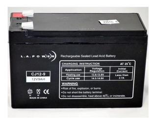 Batería Scooter Eléctrico Ups Alarmas 12 Volts 9 Amperes