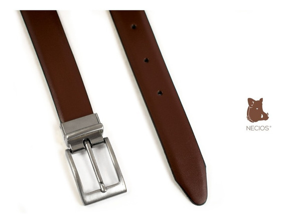 Cinturon Piel Genuina Leather Azul Cafe Blanco Tinto Negro 3