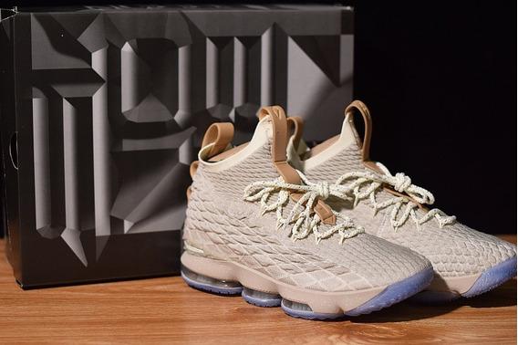*leia A Descrição* Nike Lebron James 15 Xv Varias Cores Na Caixa Frete Gratis Original