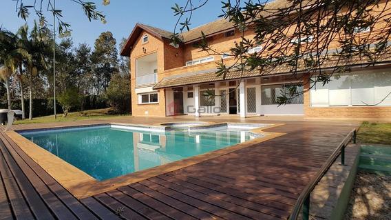 Casa À Venda Em Condomínio Vale Da Santa Fé - Ca007320