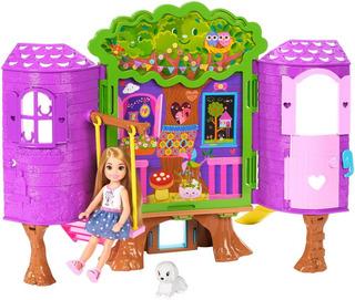 Barbie Chelsea Casa Del Árbol