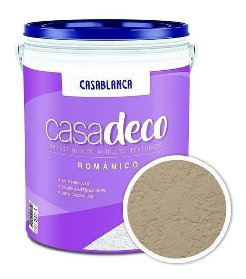 Revestimiento Texturado Casadeco Casablanca A Llana 30kg No Tarquini Pinturerias Zero! En Isidro Casanova Y Ramos Mejia!