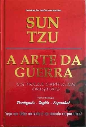 Arte Da Guerra, A (versão Trílingue) - Capa Dura