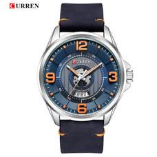 a66b15fa240 Relógio Masculino Curren Promoção Original Analógico Estojo ...