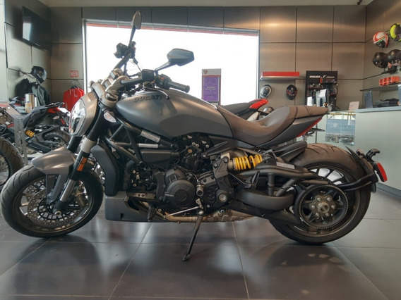 Ducati X Diavel 2020