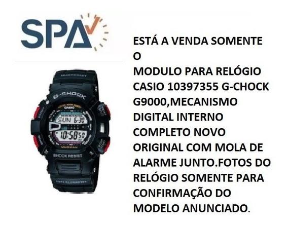Mecanismo Completo Digital Do Relógio Casio G-chock G9000