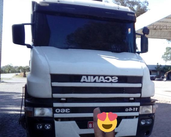 Scania 114 360