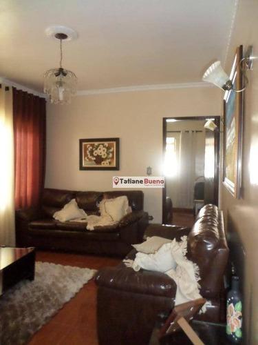 Casa Com 4 Dormitórios À Venda, 103 M² Por R$ 340.000 - Jardim Portugal - São José Dos Campos/sp - Ca2499