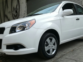 Chevrolet Aveo 1.6 Ls L4 Man Mt 2015